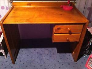 DESK WITH 2 DRAWERS - EXCELLENT CONDITION - $50 Woodvale Joondalup Area Preview
