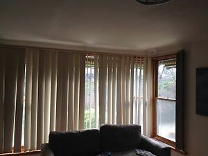 Vertical blinds Hobart CBD Hobart City Preview