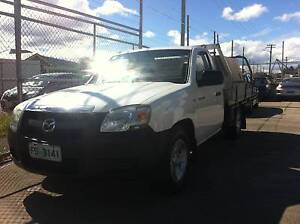 2008 Mazda BT50 Ute Cab Chassis Moonah Glenorchy Area Preview