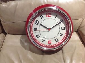 Home accessories, pictures clock