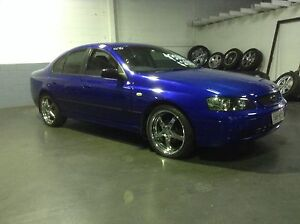 2004 Ford Falcon Sedan alloys low ks rego rwc warranty lovely car Springwood Logan Area Preview