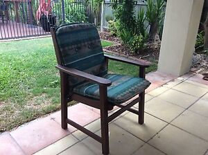 OUTDOOR  CHAIR. CUSHIONS Pelican Waters Caloundra Area Preview