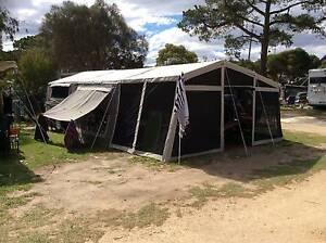 Ezytrail Camper Trailer Berwick Casey Area Preview