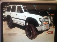 Wrecking 80series landcruiser Landsdale Wanneroo Area Preview