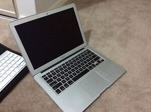 MacBook Air. Keyboard malfunction. Uses external key board. East Maitland Maitland Area Preview