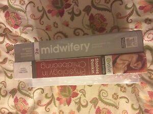 Midwifery Books x 3 Textbook Bundle Samford Village Brisbane North West Preview