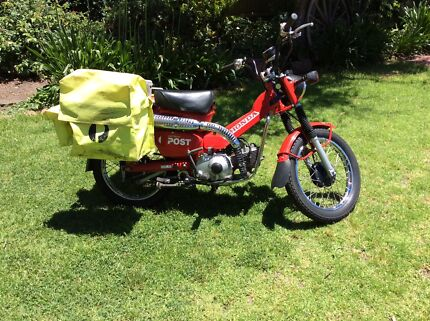 Ct110 including bags etc $2000