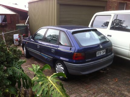 Holden Astra hatch 1996 Myrtle Bank Unley Area Preview