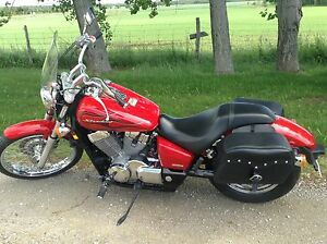 nice ride for sale! 750 Honda Shadow