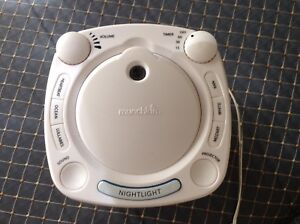 Graco baby monitor and munchkin white noise machine