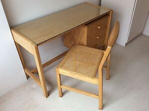 Student desk and chair. Macquarie Park Ryde Area Preview