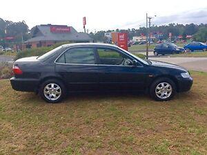 2001 Honda Accord VTi-L 4 cyl Auto Luxury LEV Sedan Woodbine Campbelltown Area Preview