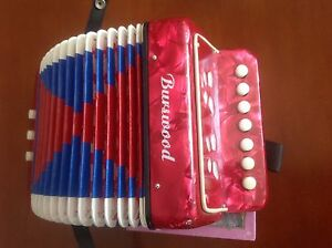 Child's Piano Accordion. Blakeview Playford Area Preview