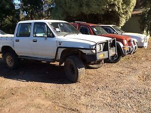 Toyota Hilux ln106 2.8 diesel for wrecking Prospect Vale Meander Valley Preview