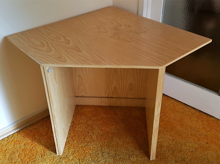FREE - Corner Desk – Used – Pick-up Only Greenwith Tea Tree Gully Area Preview