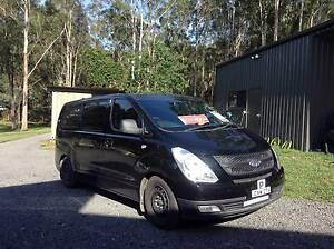 2010 Hyundai iLoad Van, Camper, Tradie, Not Hiace, transporter Morisset Lake Macquarie Area Preview