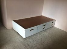 Bed with storage drawers Blacktown Blacktown Area Preview