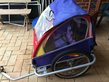 Pacific children's bike trailer