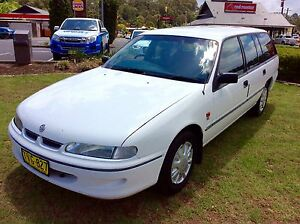 1995 Holden Commodore VS Wagon V6 Auto TOP Condition Woodbine Campbelltown Area Preview