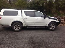 2013 Mitsubishi Triton Ute Woodend Macedon Ranges Preview