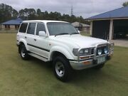 1995 Toyota LandCruiser HDJ80 (1 HD-FT multi valve) Caboolture Caboolture Area Preview