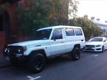 1997 Toyota LandCruiser Troopcarrier Cairns North Cairns City Preview