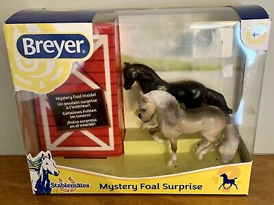 Breyer Stablemates Mystery Foal Surprise - NIB
