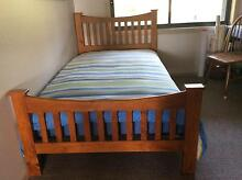 King Single Bed Mansfield Mansfield Area Preview