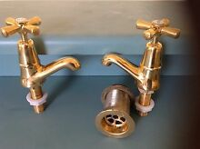 Brass taps Montrose Glenorchy Area Preview