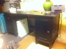 Black desk Tamarama Eastern Suburbs Preview