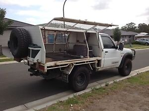 Dog ute cage /ute canopy Appin Wollondilly Area Preview