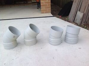 PVC elbows 150mm Granville Parramatta Area Preview