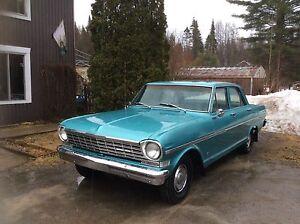 Chevy II 1963        4800$
