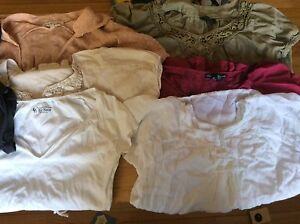Women's size small summer clothing lot