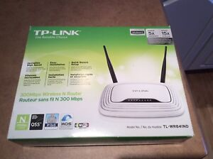 Routeur Wi-Fi N 300 Mbps