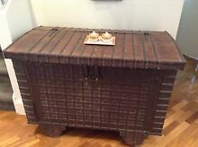 Antique Indian Dowry Chest Brighton Bayside Area Preview