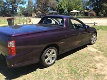 Holden Commodore VY Ute  Hard Lid ----- LID Only Wangaratta Wangaratta Area Preview