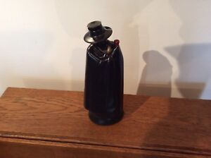 VINTAGE EMPTY ROYAL WEDGWOOD PORT WINE BOTTLE DECANTER...