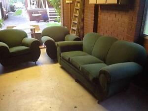 3-piece Sofa (2 x Singles and 1 x 3 seater) Homebush Strathfield Area Preview