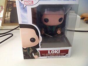 #36 Loki Pop Vinyl Cameron Park Lake Macquarie Area Preview