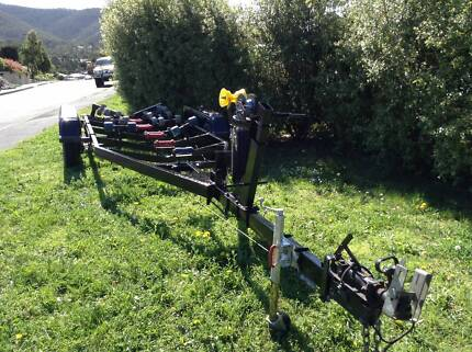 Boat Trailer Claremont Glenorchy Area Preview