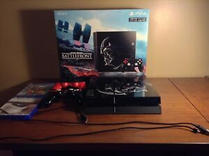 Limited Edition Darth Vader 2TB PS4 (Used)