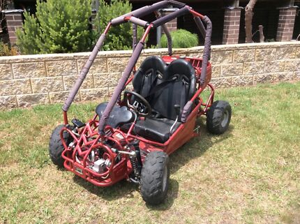 110cc Kids Off-road buggy/go-kart (twin seat)