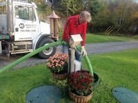 Septic pumping and troubleshooting