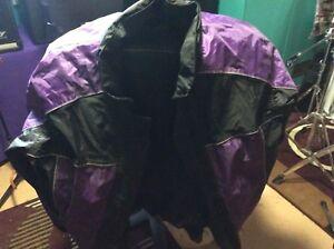 Motorcycle rain suit (Woman's XXL)