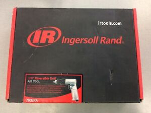 "Ingersoll Rand 7802RA 3/8"" Heavy Duty Air Reversible Dill"