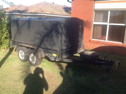 Box trailer 10 x 5 Colyton Penrith Area Preview