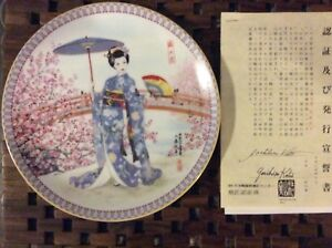 Japanese Collectors plates