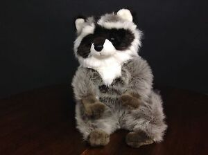 Collectable Plush Stuffed raccoon for LazyBoy, Lay-Z-Boy