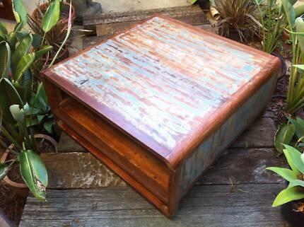 Coffee Table 100cmx100cmx45cm High